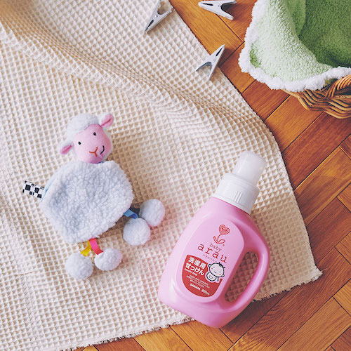 Check the label before putting your plushies and stuffed animals into the washing machine!